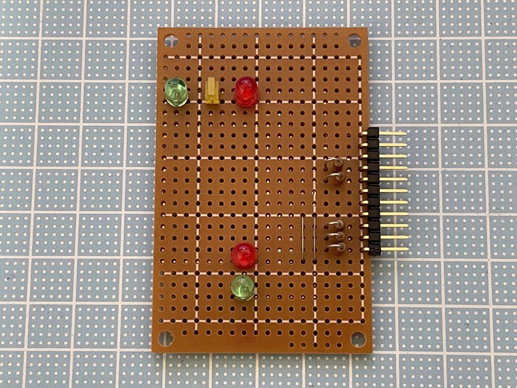 LED基板(部品面)